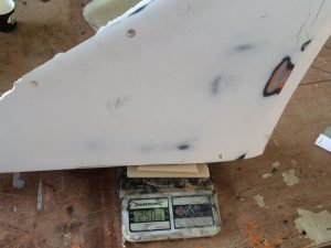 Old arch weight 2.5kgs