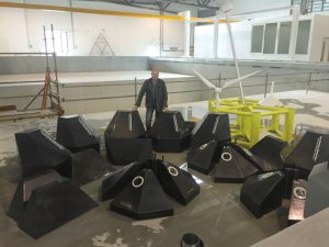UCC Carbon Fibre Wave Energy Prototypes